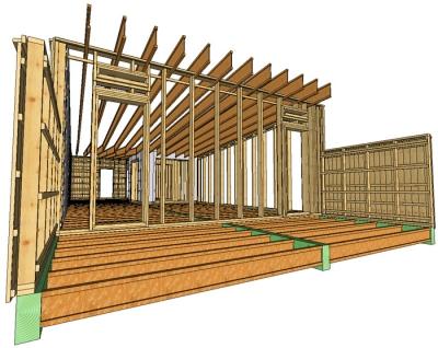 le bois pour l 39 habitat social. Black Bedroom Furniture Sets. Home Design Ideas
